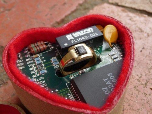 technolgy cpu circuit ring