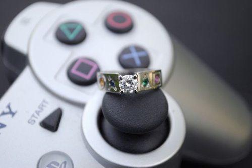play station gaming ring