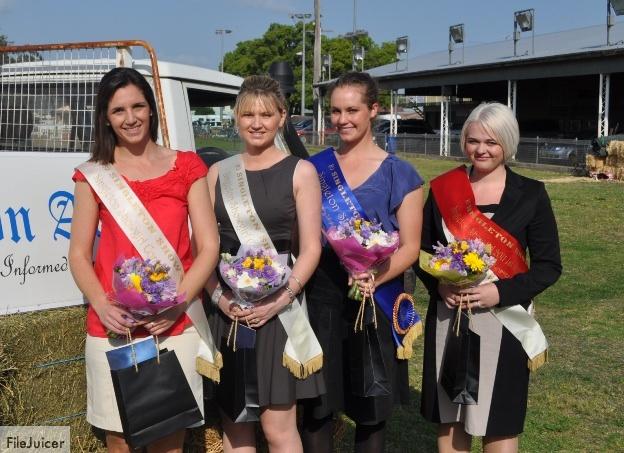 Showgirls 2012