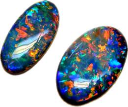 high quality black opal