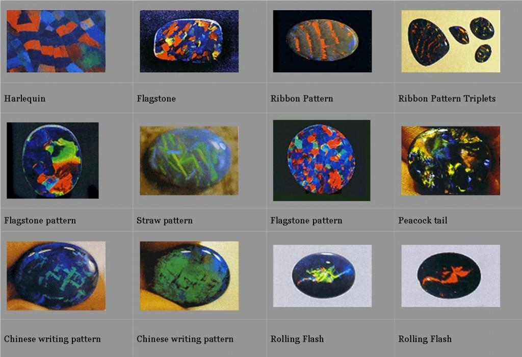 opal pattern
