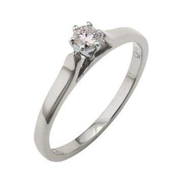 R10913 Solitaire Ring