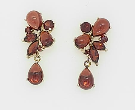 Earrings Gemstone