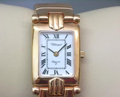 Classique Rose Gold Watch