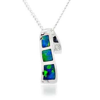 A14613 Opal Pendant