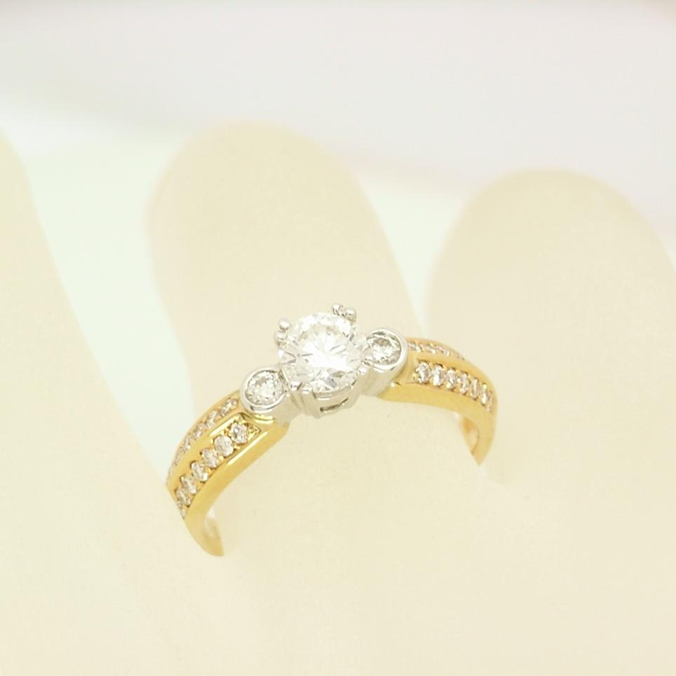 G23497 Engagement Style Ring