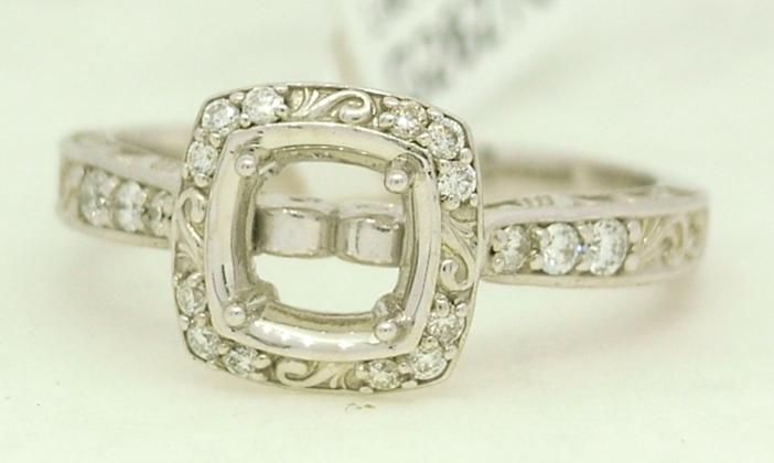 G26276 Halo Ring