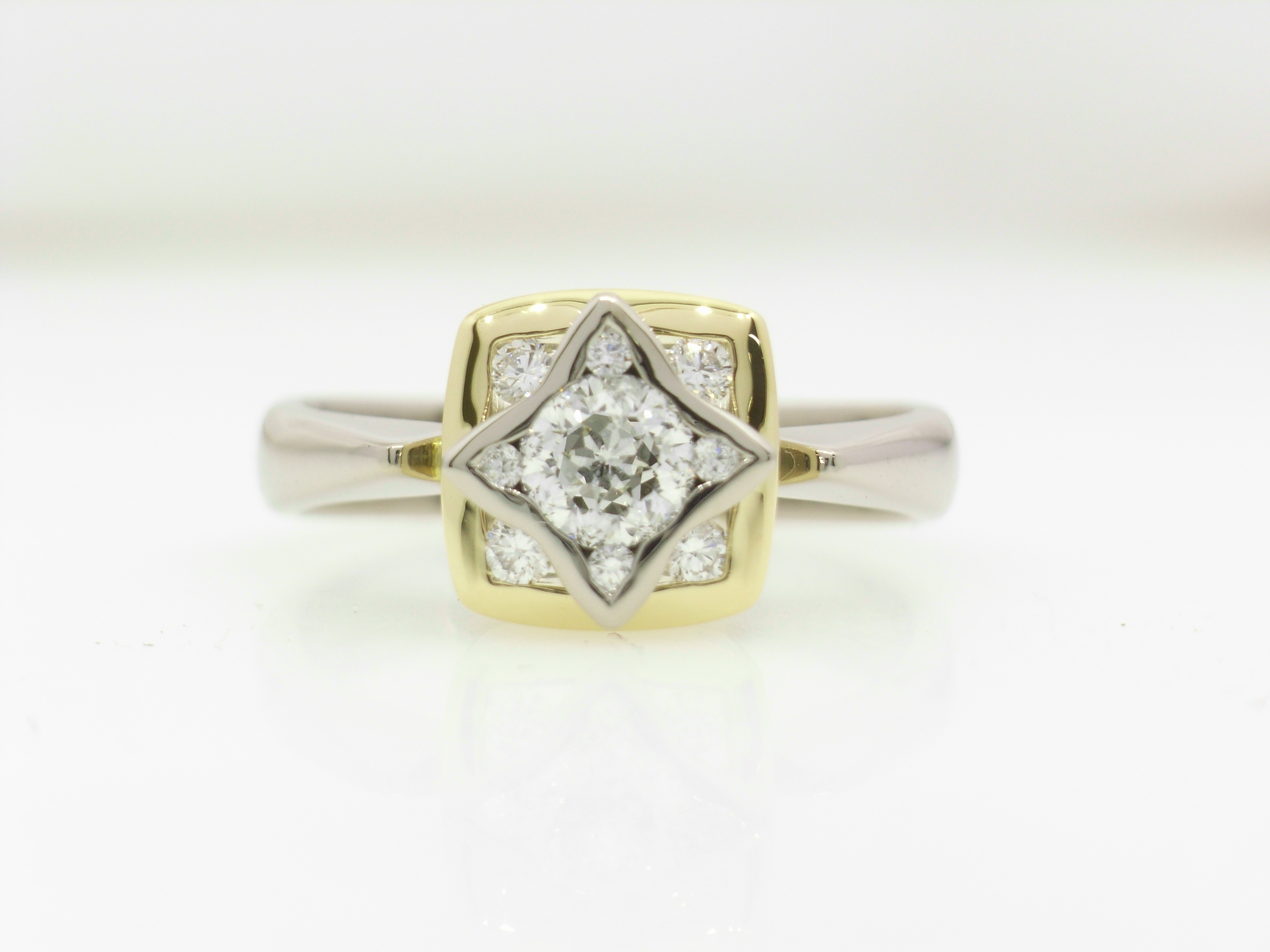 R10514 Hand Made Ring