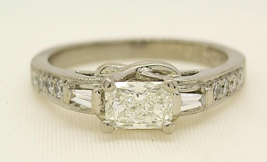 R10499 Palladium Ring
