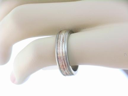 R10980 Titanium Ring