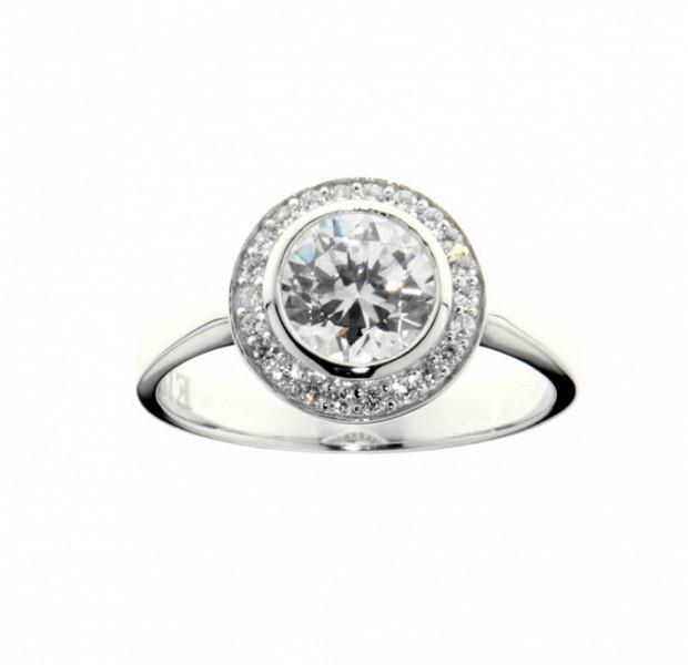 G26317 Silver Ring