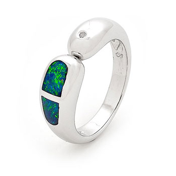 A14681 Opal Ring