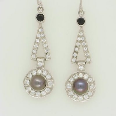 Antique Style Earrings