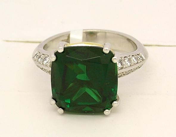 G27323 Tourmaline Ring