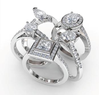 Rings Diamond