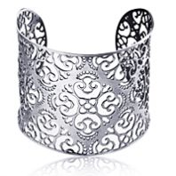 G30038 Stainless Steel Cuff Bangle