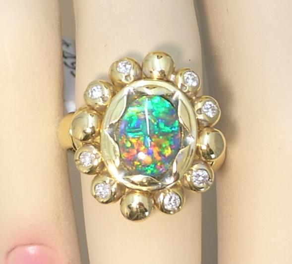 a8638 opal ring