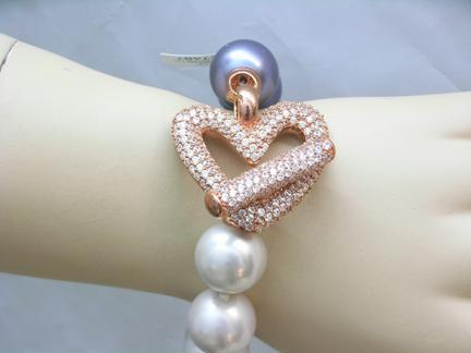 G27487 Oracle rose gold bracelet