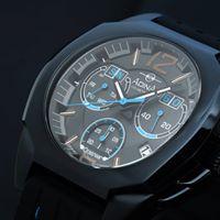 cronograph watch adina