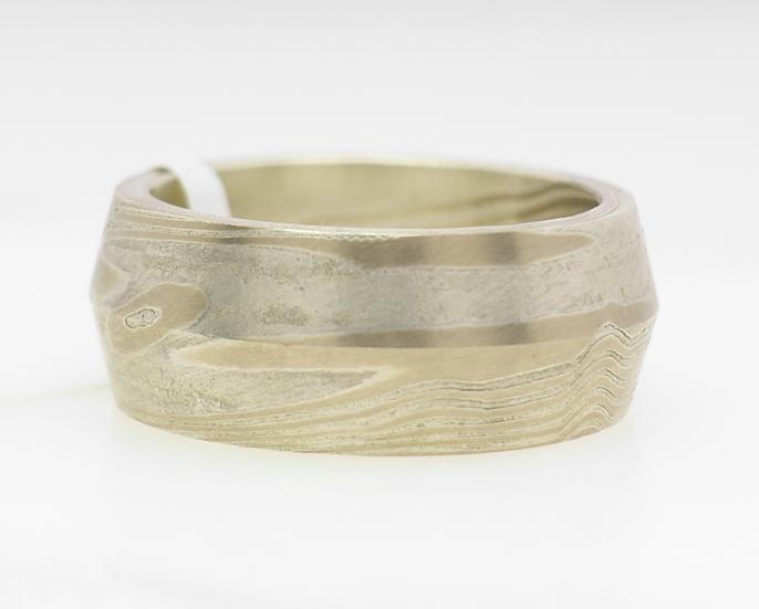 R11138 Mokume Ring