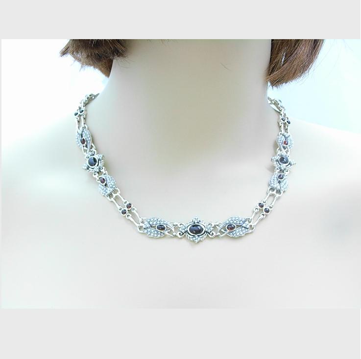 G28296 Art Deco Necklace