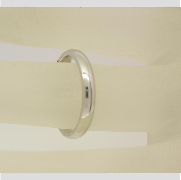 R11188 3mm Wedding Band