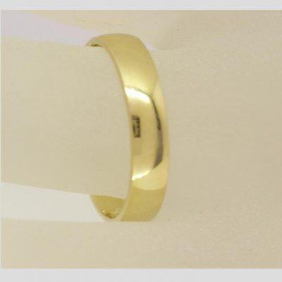 4mm Wedding Ring