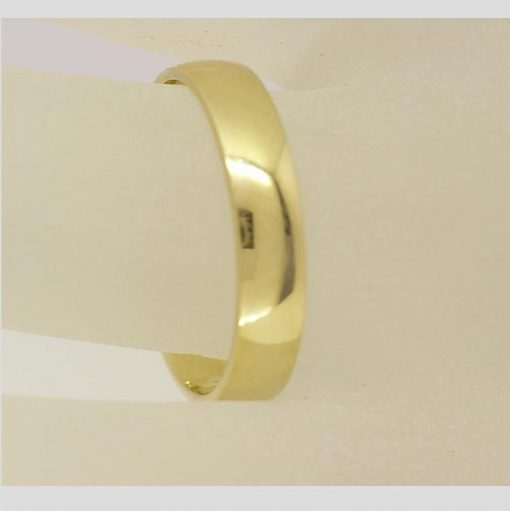 4mm Wedding Ring