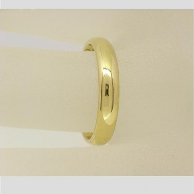4mm wedding band