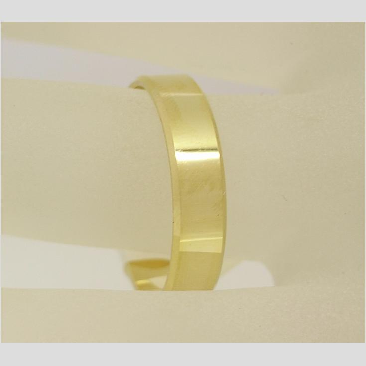 R11208 5mm Flat Wedding Ring