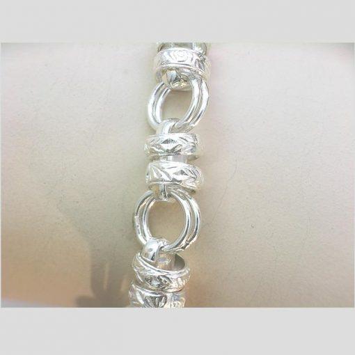 Fancy Link Bracelet