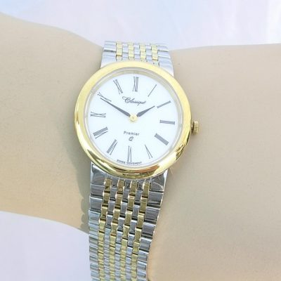 W12712 Ladies Slim Line Watch