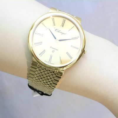 W12717 Gents Slim Line Watch