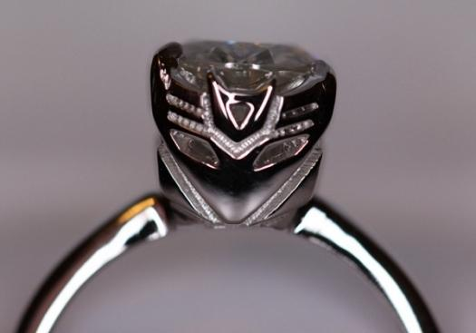 Transformers Ring