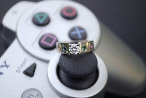 play station gaming ring