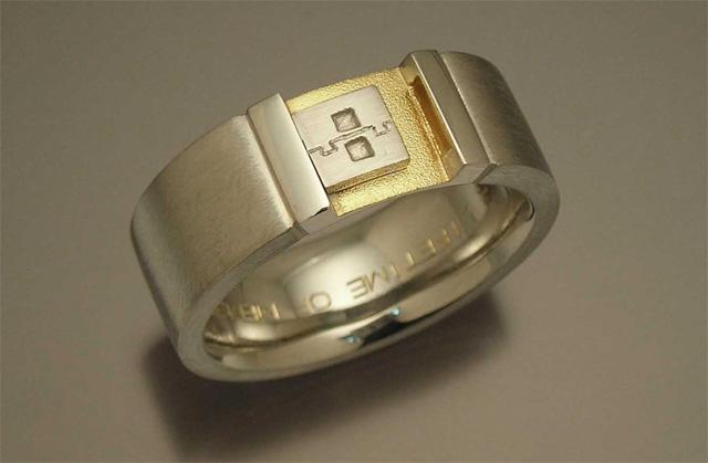 technogy usb ring