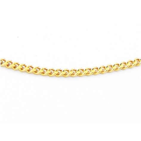 Gold Curb Chain
