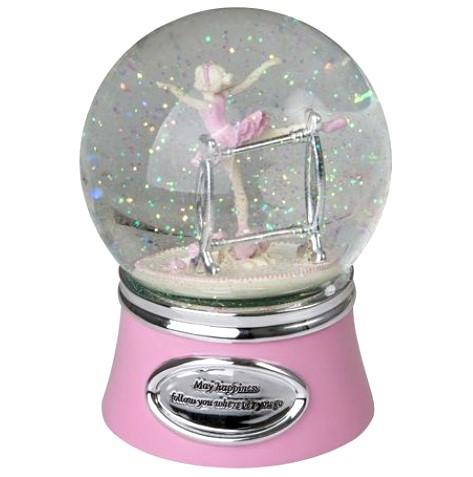 Ballet Snow Globe