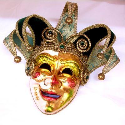 Cyrano Joker Mask