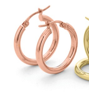 G31098 - Hoop Earrings