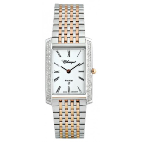 Gold Diamond Ladies Watch