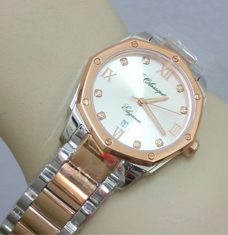 W12733 28/142BR Classique  2Tone Ladies Watch