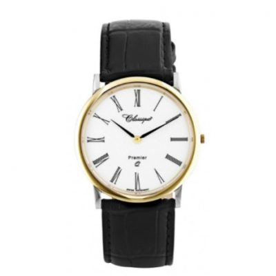 Gents Slim Line Quartz Watch