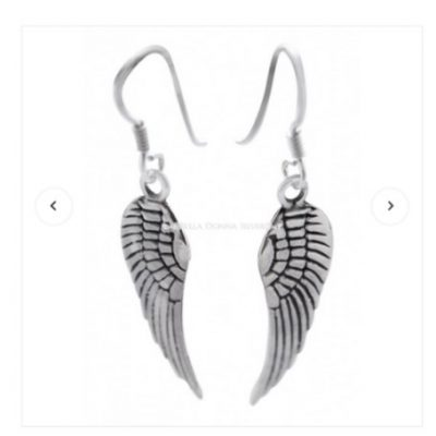 G31165 - Angel Wing Earrings