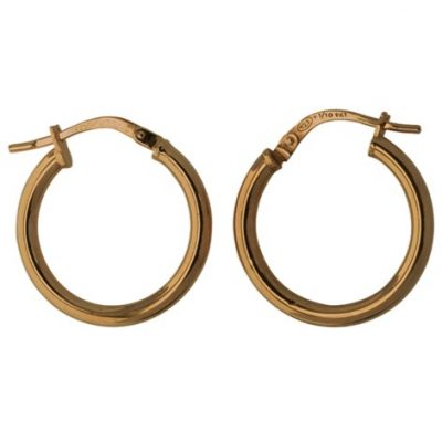 G31277 – Rose Gold Small Hoop Earrings