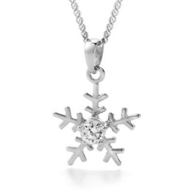 G31193 - Snowflake Pendant