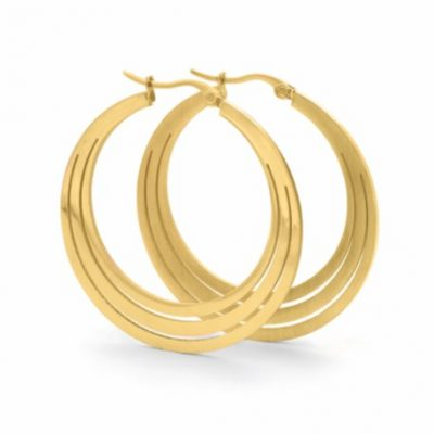 G31141 - Large Hoop Earrings