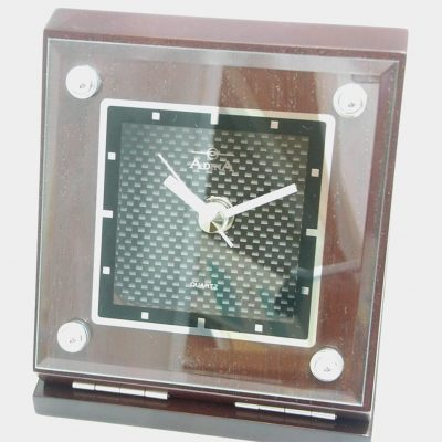 13-J2933B - Adina Travel/Mantle/Desk Clock