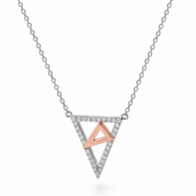G31207 - Triangle Necklet