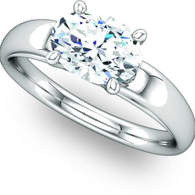 122279 Solitaire Engagement Ring